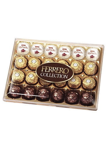 Ferrero Collection T24 Rocher Rondnoirgarden Coconut